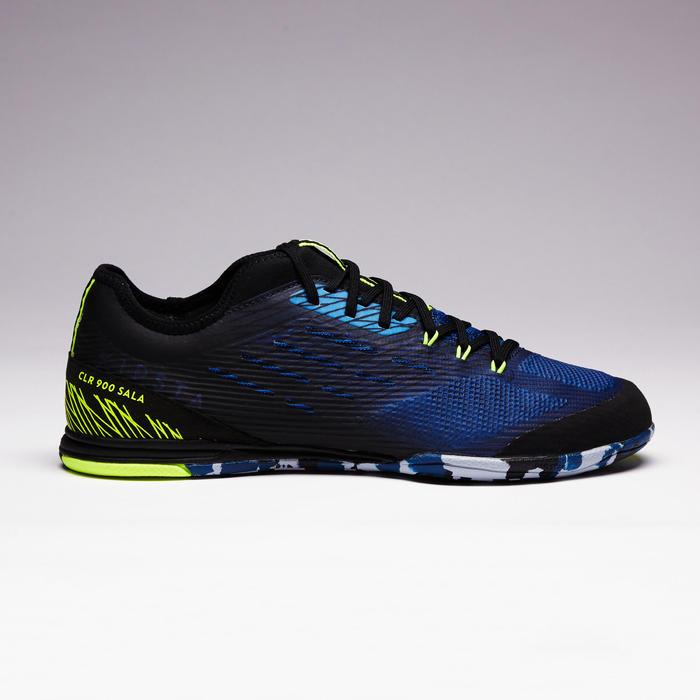 Zaalvoetbalschoen volwassenen CLR 900 blauw