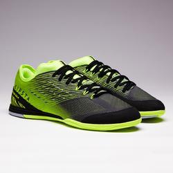 Chaussure de futsal adulte CLR 900 jaune