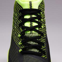 Zaalvoetbalschoenen voor volwassenen CLR 900 geel