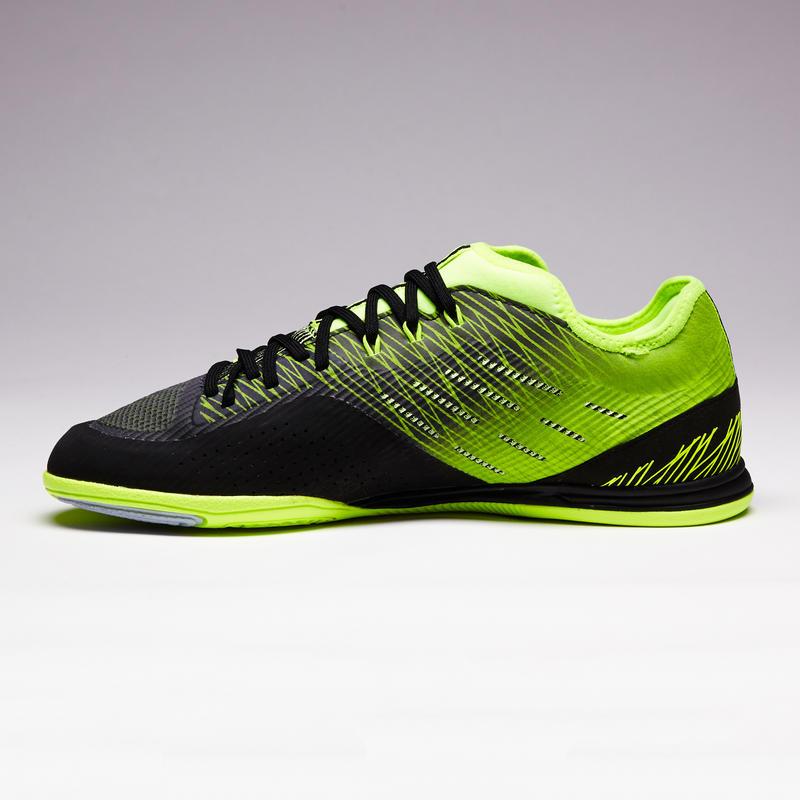 super mignon beaucoup de choix de à vendre Chaussures - Chaussure de futsal adulte CLR 900 jaune