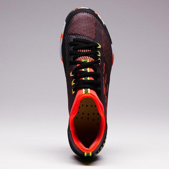 Chaussure de futsal enfant CLR 900 noire orange
