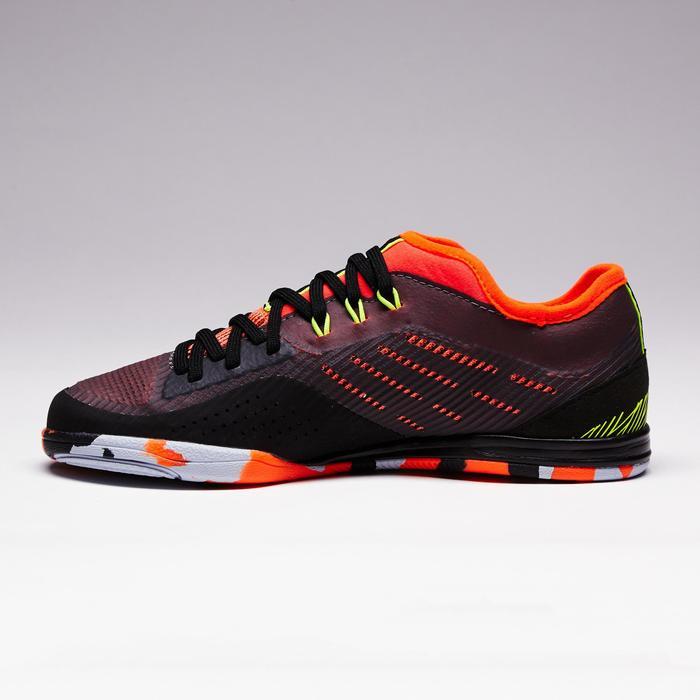 Chaussure de futsal enfant CLR 900 noire orange - 1351632
