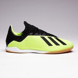 Zapatillas de fútbol sala X Tango 18.3 amarillo negro