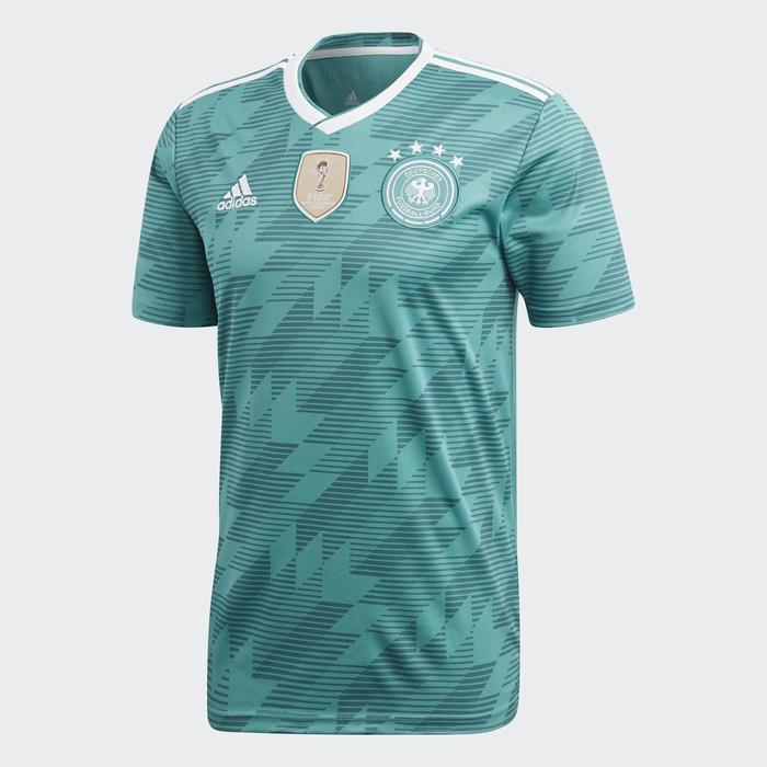 Maillot réplique football adulte Allemagne extérieur 2018 blanc
