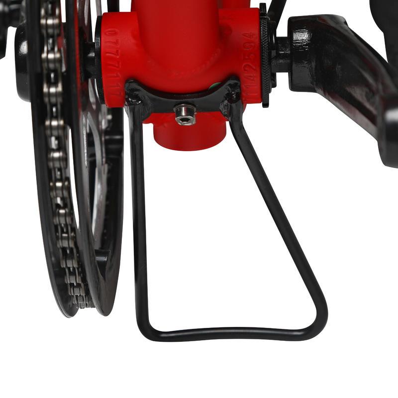 """Tilt 120 20"""" Folding Bike - Red"""