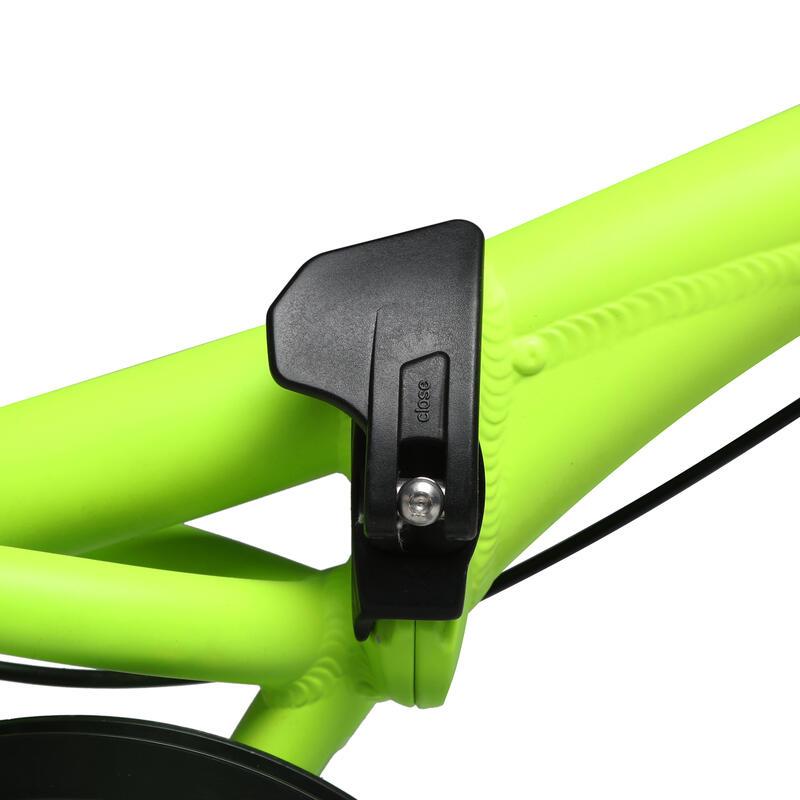 Tilt 500 20_QUOTE_ Folding Bike - Yellow