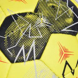 Handbal voor volwassenen H900 IHF maat 2 geel / grijs