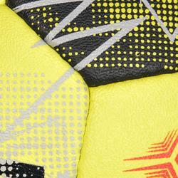 Ballon de handball adulte H900 IHF Taille 2 jaune / gris
