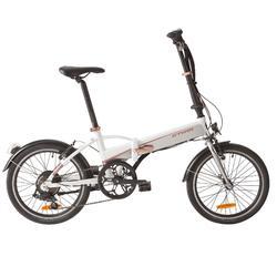 """E-Bike 20"""" Faltrad Tilt 500 E weiß"""