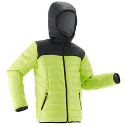 Kid's PADDED JACKET MH500 - GREEN