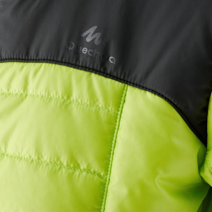 Gewatteerde wandeljas MH500 groen