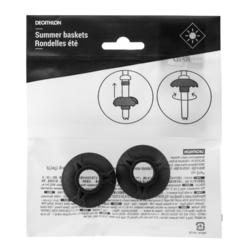Pack of 2 Summer Pole Tips for Hiking or Trekking Poles