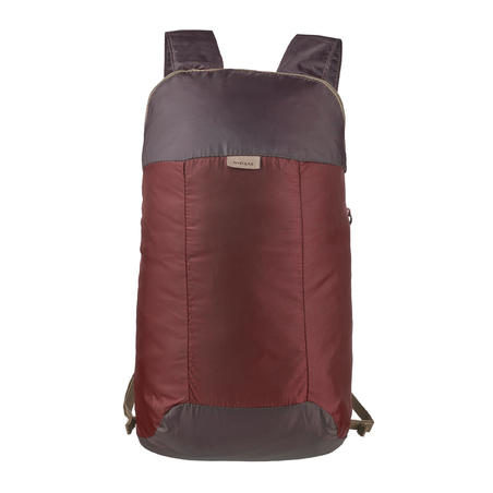 Travel Ultra-Compact 10-Litre Backpack - Brown