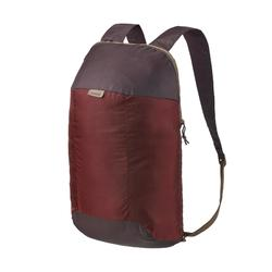 Sac à dos TRAVEL ultra compact 10 litres marron