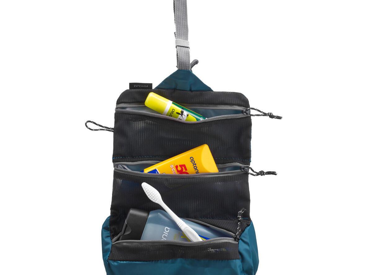 travel backpacking toilet bag