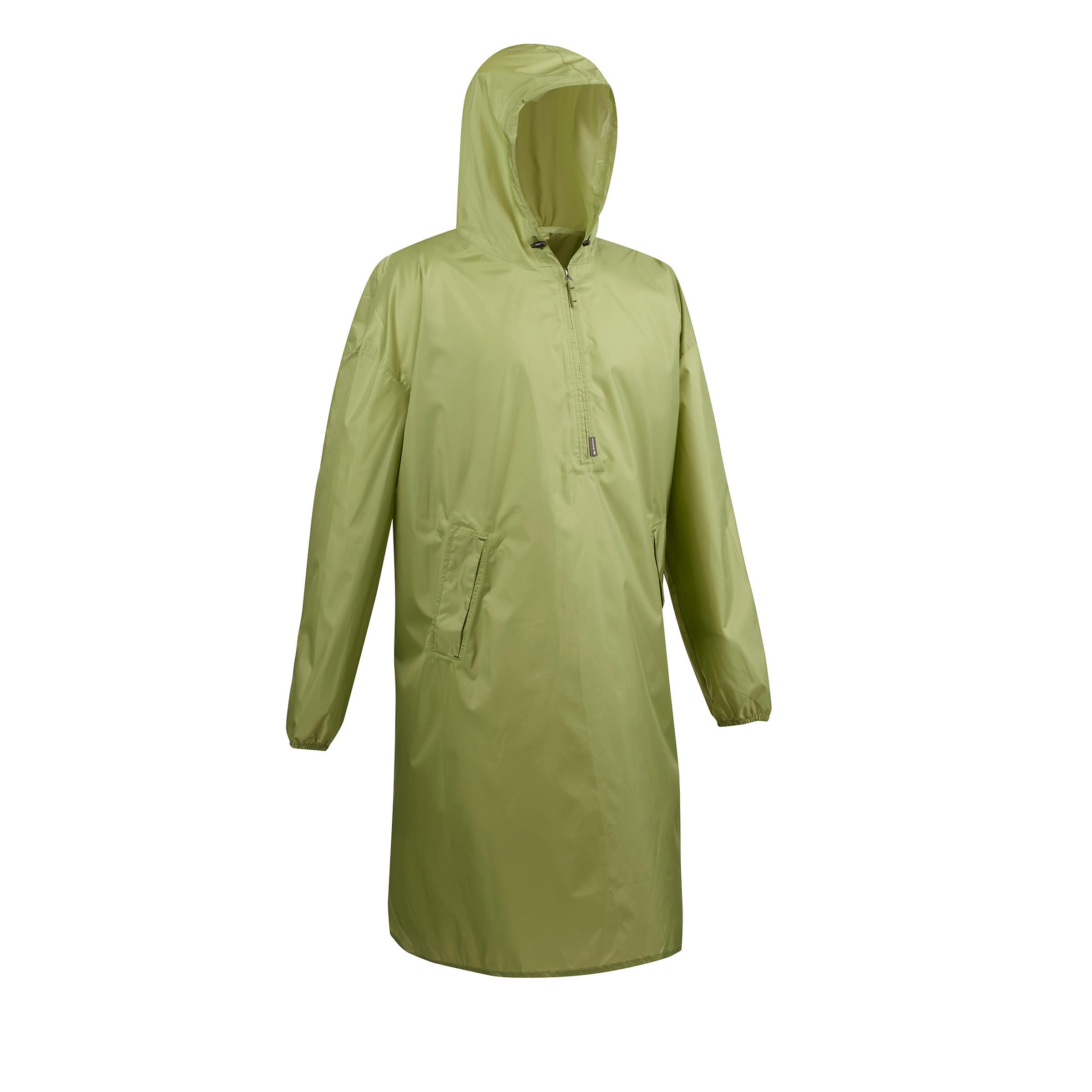 Poncho ploaie Arpenaz 40L L/XL