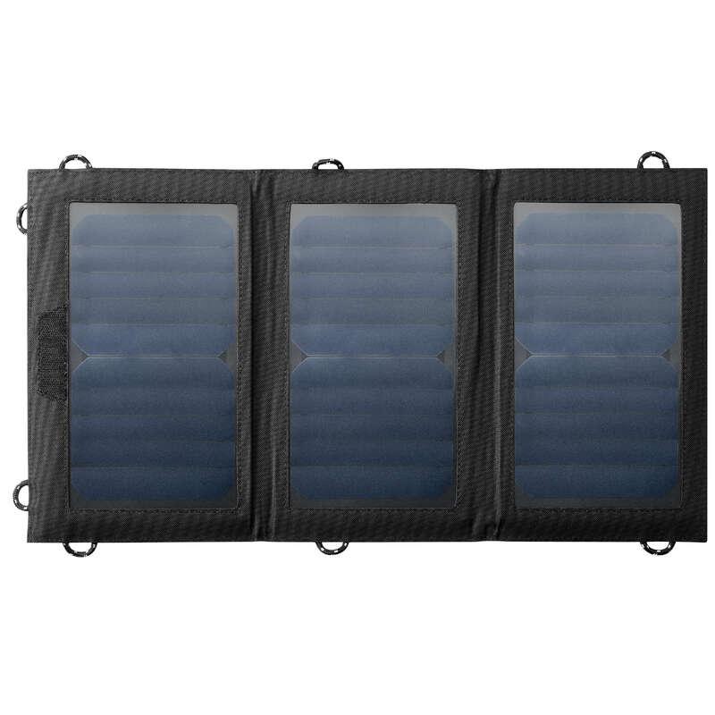 CARICATORI, PANNELLI SOLARI, BATTERIE Elettronica - Pannello solare TREK 500 15W FORCLAZ - Elettronica