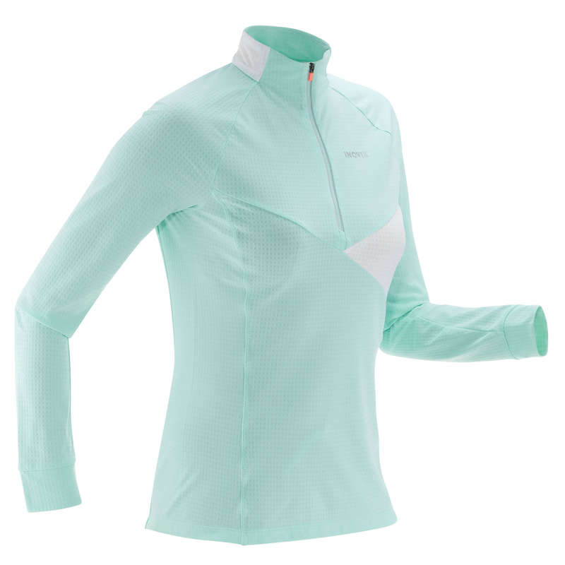 ADULT CROSS COUNTRY CLOTHING - Women's Light T-Shirt XC S 500 INOVIK