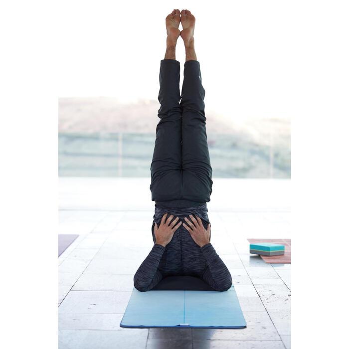 Couverture de Yoga grise - 1352379