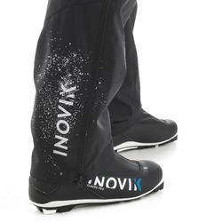 Surpantalon de ski de fond noir XC S OVERP 150 - HOMME