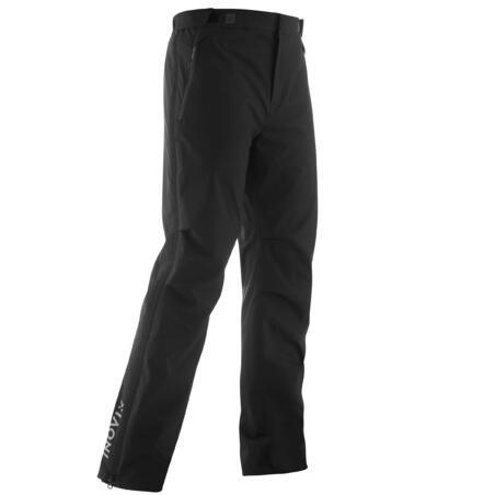 Брюки верхние для беговых лыж мужские черные XC S OVERP 150