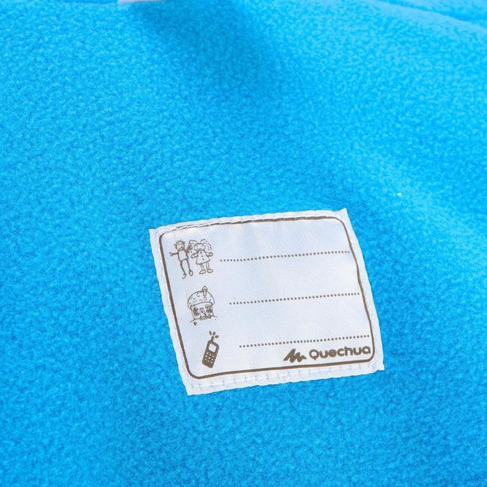 Chaqueta de senderismo júnior SH50 warm azul