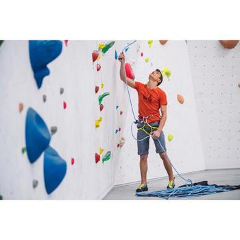 Corde d'escalade Indoor ROCK 10mm x 35m Verte - 1352465