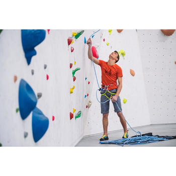 Klimtouw voor indoor klimmen Rock 10mm x 45m blauw