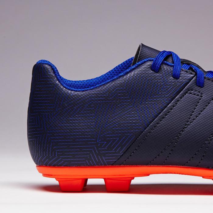 Chaussure de football enfant terrains secs Agility 300 FG bleue - 1352513