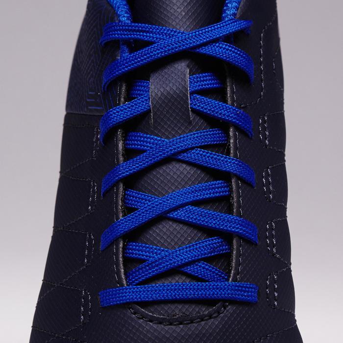 Chaussure de football enfant terrains secs Agility 300 FG bleue - 1352515