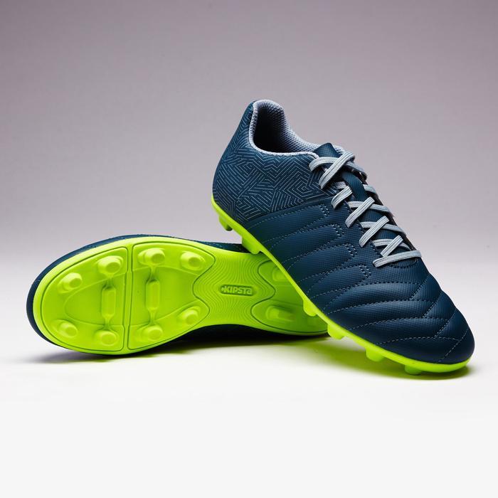 Chaussure de football enfant terrains secs Agility 300 FG bleue - 1352533