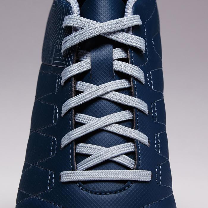 Chaussure de football enfant terrains secs Agility 300 FG bleue - 1352536