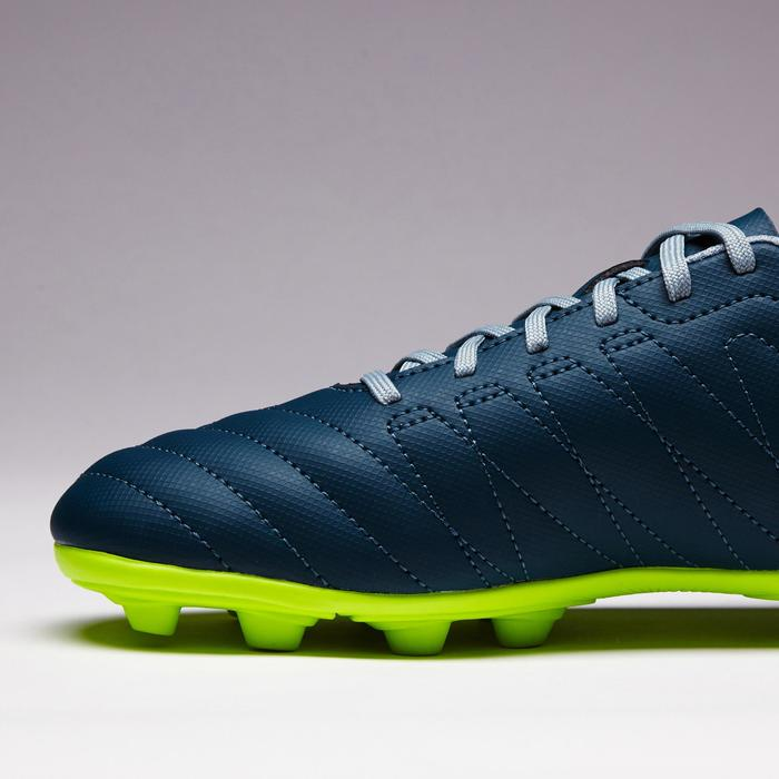 Chaussure de football enfant terrains secs Agility 300 FG bleue - 1352542