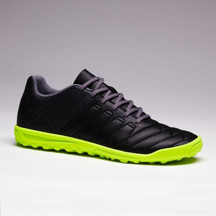 Chaussure de football enfant terrains durs Agility 300 HG bleue - 1352575