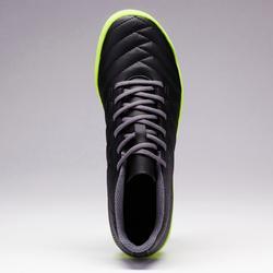 Voetbalschoenen kind Agility 140 HG zwart