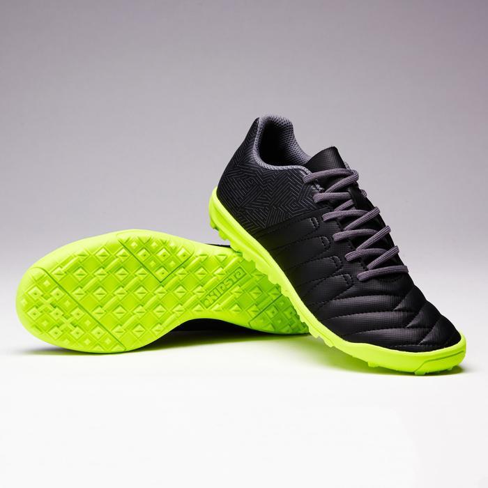 Chaussure de football enfant terrains durs Agility 300 HG bleue - 1352579