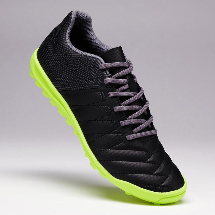 Chaussure de football enfant terrains durs Agility 300 HG bleue - 1352580