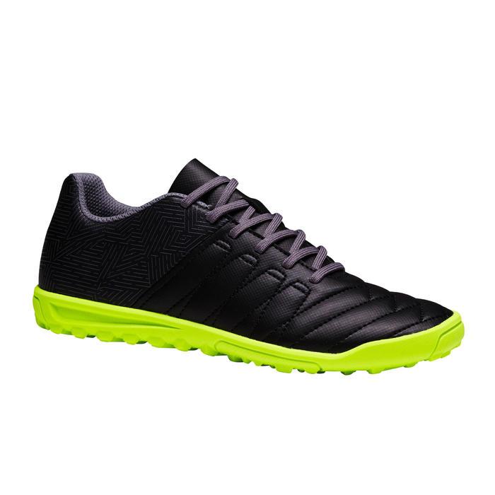 Chaussure de football enfant terrains durs CLR 500 HG bleue - 1352583