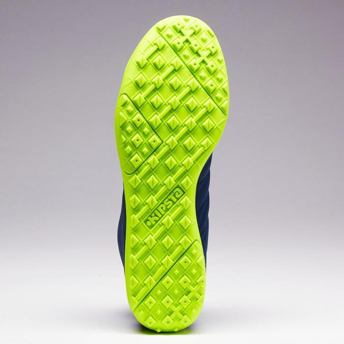 Chaussure de football enfant terrains durs Agility 300 HG bleue - 1352589