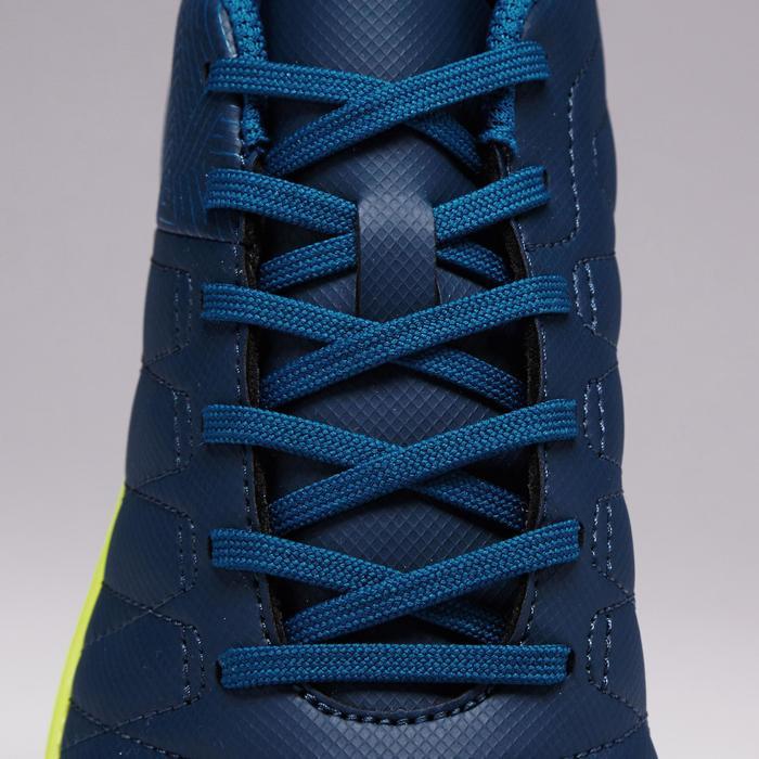 Chaussure de football enfant terrains durs Agility 300 HG bleue - 1352591
