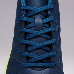 Voetbalschoenen kind Agility 140 HG blauw