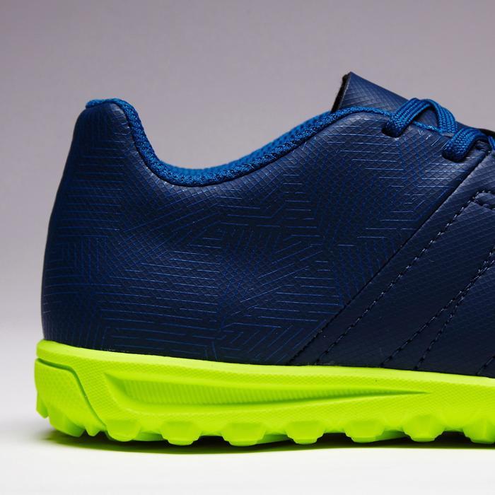 Chaussure de football enfant terrains durs Agility 300 HG bleue - 1352592