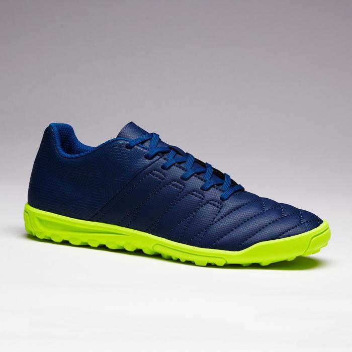 Chaussure de football enfant terrains durs Agility 300 HG bleue - 1352594