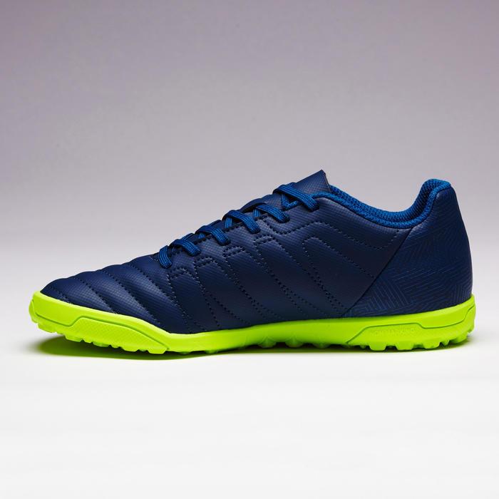 Chaussure de football enfant terrains durs Agility 300 HG bleue - 1352595
