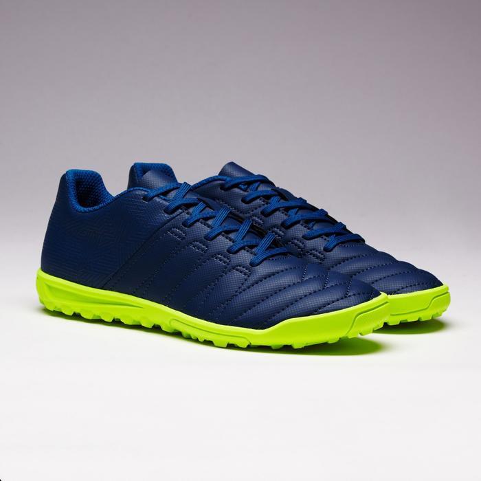 Chaussure de football enfant terrains durs Agility 300 HG bleue - 1352599