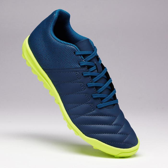Chaussure de football enfant terrains durs Agility 300 HG bleue - 1352601