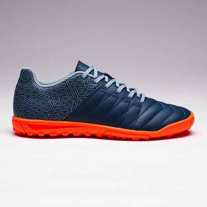 Chaussure de football enfant terrains durs Agility 300 HG bleue - 1352607