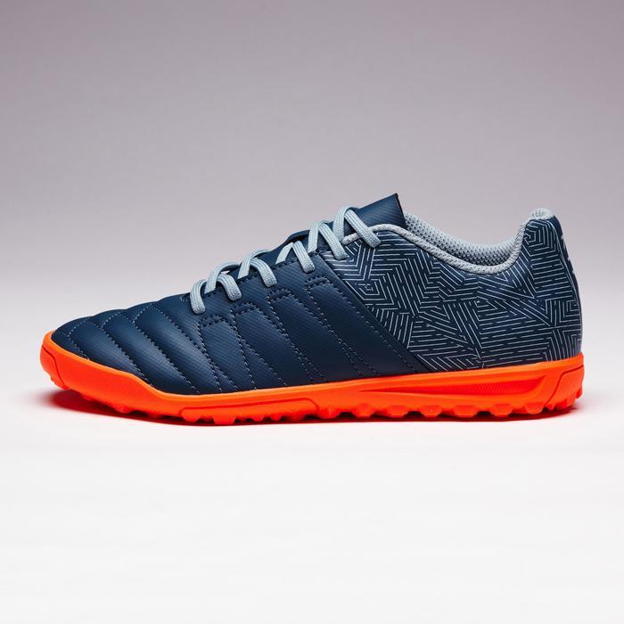 Chaussure de football enfant terrains durs Agility 300 HG bleue - 1352608