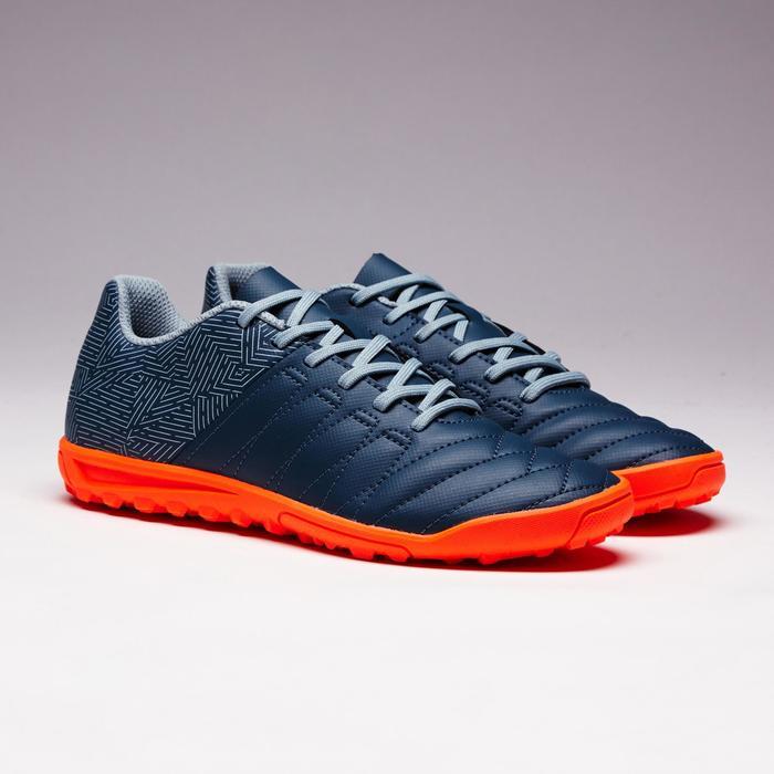 Chaussure de football enfant terrains durs Agility 300 HG bleue - 1352609