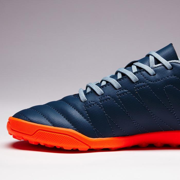 Chaussure de football enfant terrains durs Agility 300 HG bleue - 1352613